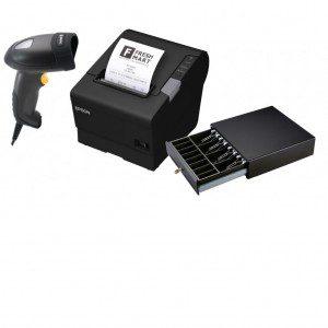 Einzelhandel Bundle Drucker Scanner