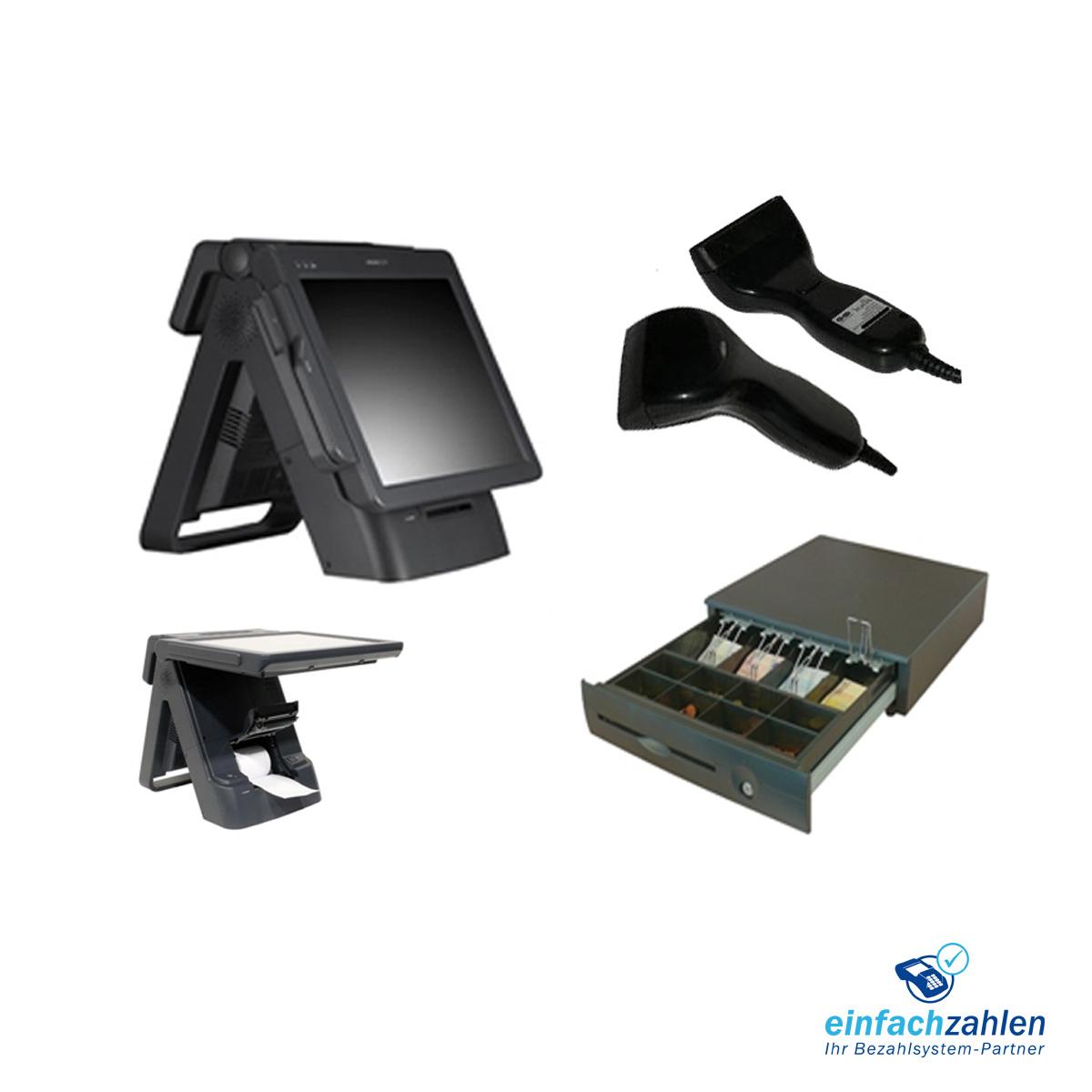 Kassensystem mit Software