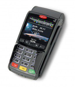 Ingenico IWL 250 GRPS - mobiles Terminal