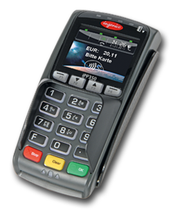 iWL 250 mobiles EC-Terminal