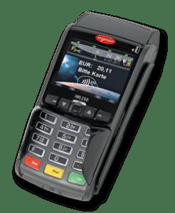 Mobile EC-Terminals iWL 250
