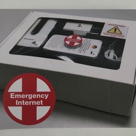 emergency internet kit