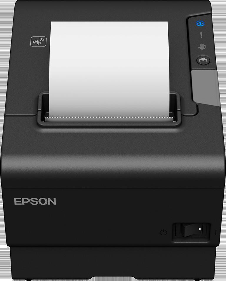 epson tm t88vi leistungsstarker thermodrucker mit top ausstattung. Black Bedroom Furniture Sets. Home Design Ideas